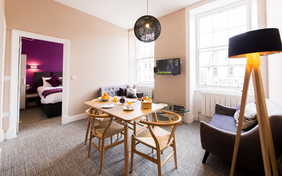 The Spires Serviced Apartments